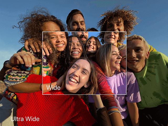 iPhone 11 Wide Angle Camera