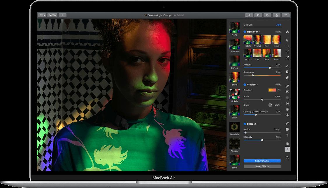 MacBook Air Display