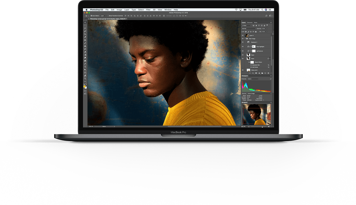 New MacBook Pro with High Performance Processor