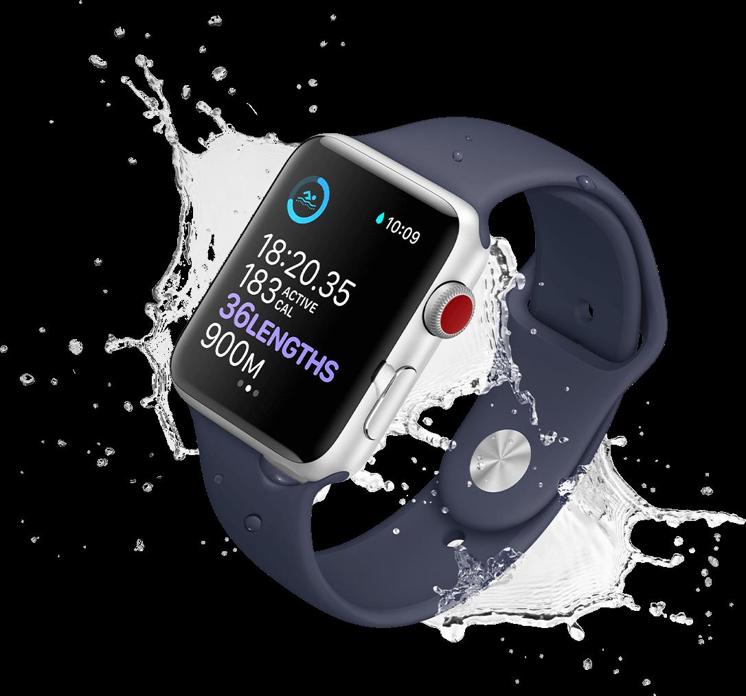Water Proof Apple Watch 3