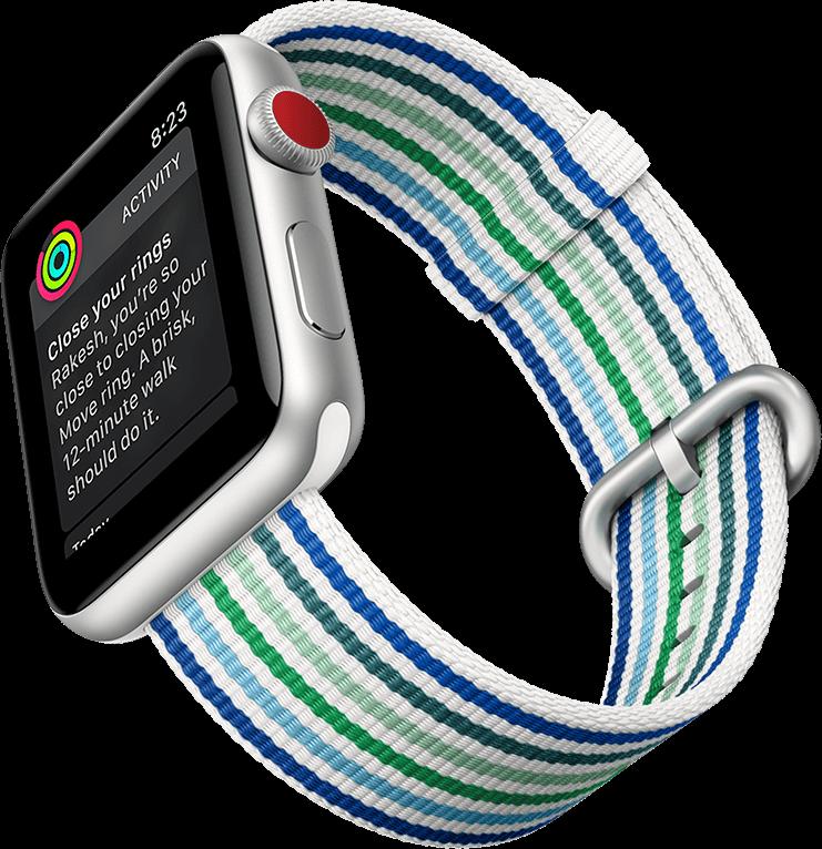 Smart Coaching on Apple Watch Series 3