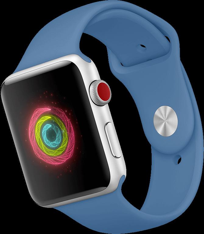 Apple Watch Series 3 - Achievements
