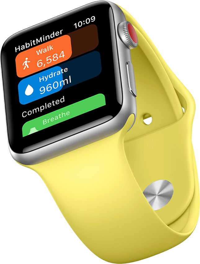 Third Party Health Apps on Apple Watch 3