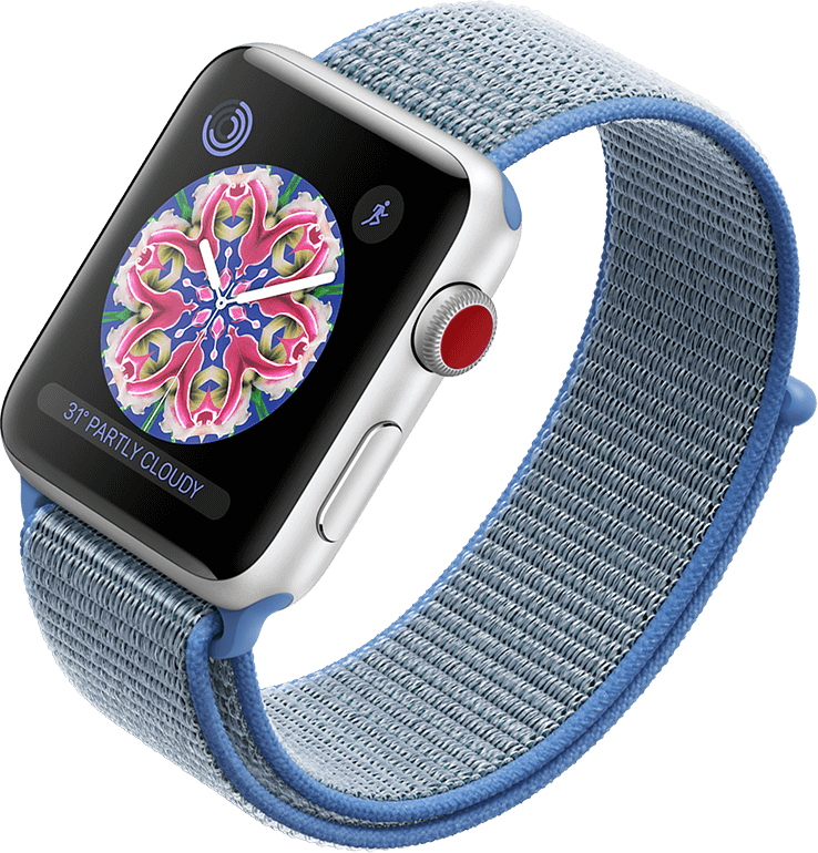Customizable Watch Faces - Apple Watch Series 3