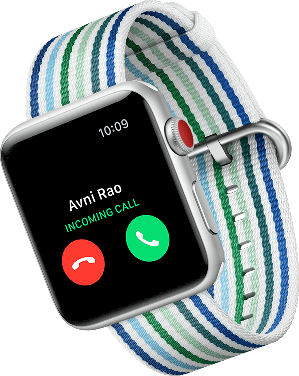 Apple Watch 3 Cellular Features