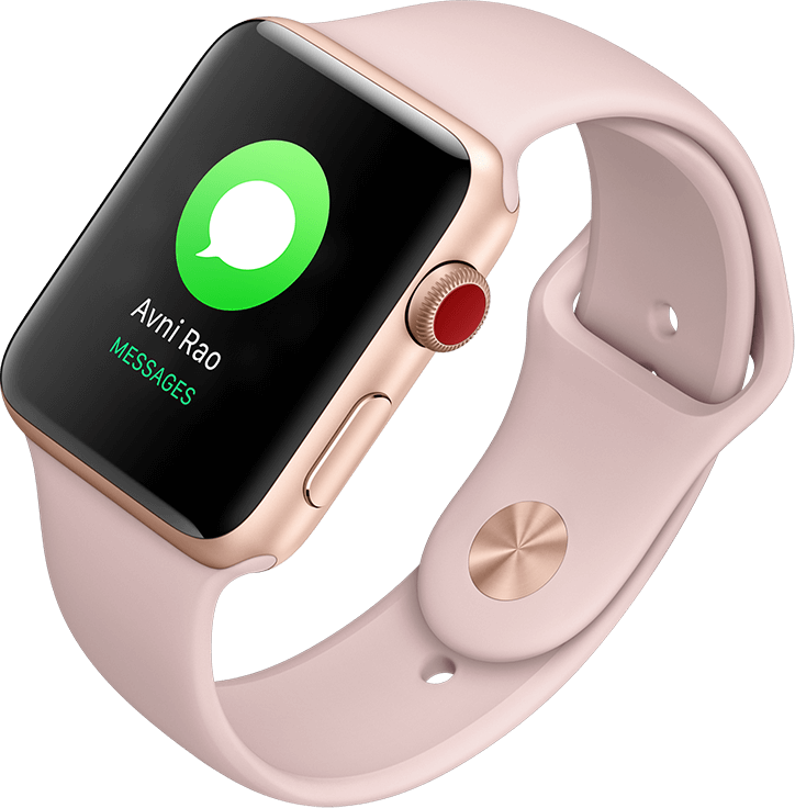 Stay in Touch with Apple Watch Series 3