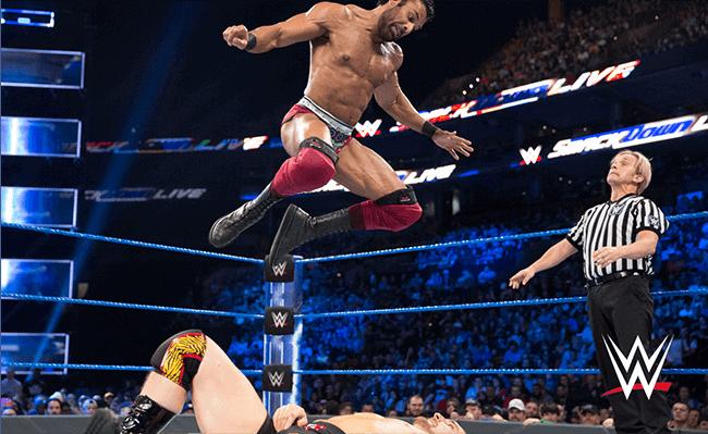 Apple TV 4K - WWE